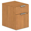 HON® Voi Mobile Box/File Pedestal, 15 3/4w x 20 11/16d x 21 7/16h, Harvest HONVMP20XC