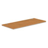 Voi Rectangular Worksurface, 72w x 30d, Harvest