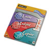 <strong>Apollo®</strong><br />Color Laser/Inkjet Transparency Film, Letter, Clear, 50/Box