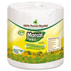 Marcal PRO™ 100% Recycled Bathroom Tissue, White, 240 Sheets/Roll, 48 Rolls/Carton MRC3001