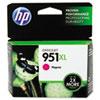 HP HP 951XL, (CN047AN) High Yield Magenta Original Ink Cartridge HEWCN047AN