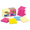 Post-it® Pop-up Notes Original Pop-up Notes Value Pack, 3 x 3, Canary Yellow/Cape Town, 100-Sheet MMMR33014YWM