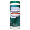 Boardwalk® Disinfecting Wipes, 8 x 7, Fresh Scent, 35/Canister, 12 Canisters/Carton BWK354W35
