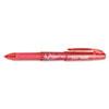 Pilot® FriXion Point Erasable Gel Ink Stick Pen, .5mm, Red Ink PIL31575