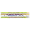 Award Woodcase Pencil, Motivational Assortment, HB #2, 144/Box