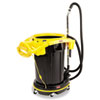 Rubbermaid® Commercial DVAC Straight Suction Vacuum Cleaner, 8 A, 41lb, Black RCP9VDVSS4400
