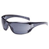 Virtua AP Protective Eyewear, Clear Frame and Gray Lens, 20/Carton