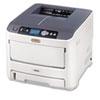 Oki® C610dn Laser Printer, Network-Ready, Duplex Printing OKI62433403