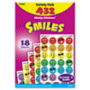 TREND® Stinky Stickers Variety Pack, Smiles, 432/Pack TEPT83903