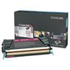 Lexmark™ C734A2MG Toner, 6000 Page-Yield, Magenta LEXC734A2MG