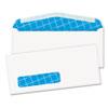 Quality Park™ Tinted Window Envelope, #10, White, 500/Box QUA90119