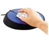 "<strong>Allsop®</strong><br />Wrist Aid Ergonomic Circular Mouse Pad, 9"" dia., Cobalt"