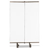 GreatDivide Wall System Markerboard Add-On Panel, 64w x 3d x 72h, Gray BLT74784