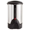 Coffee Pro 50-Cup Percolating Urn, Stainless Steel OGFCP50