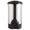 Coffee Pro 100-Cup Percolating Urn, Stainless Steel OGFCP100