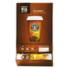 Starbucks® VIA Ready Brew Coffee, 3/25oz, Colombia, 50/Box SBK11008131