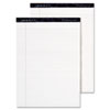 TOPS Docket Diamond Legal Rule Notepad - 50 Sheets - Watermark - Double Stitched - 24 lb Basis Weigh TOP63975