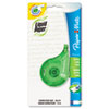 "Paper Mate® Liquid Paper® DryLine Correction Tape, Non-Refillable, 1/5"" x 393 1/2"" PAP6137106"