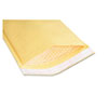 8105001179879 Sealed Air Jiffylite Cushioned Mailer, #5, Bubble Lining, Self-Adhesive, 10.5 x 16, Golden Kraft, 80/Pack