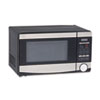 <strong>Avanti</strong><br />0.7 Cu.ft Capacity Microwave Oven, 700 Watts, Stainless Steel and Black