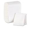 Georgia Pacific® Professional Low Fold Dispenser Napkins, 7 x 12, White, 8000/Carton GPC39202