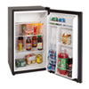 Avanti 3.3 Cu.Ft Refrigerator with Chiller Compartment, Black AVARM3316B