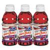 Ocean Spray® 100% Juice, Cranberry Grape, 10oz Bottle, 6/Pack OCS00072