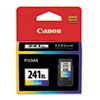 Canon® 5208B001 (CL-241XL) ChromaLife100+ High-Yield Ink, Tri-Color CNM5208B001