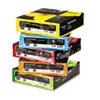 Astrobrights® Color Paper - Five-Color Mixed Reams, 24lb, 8 1/2 x 11, 5 Colors, 2500 Sheets WAU22999