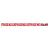 Moon Products Decorated Wood Pencil, Valentines Day, HB #2, Assorted, Dozen MPD52068B