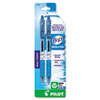 Bottle to Pen (B2P) Recycled Water Bottle Ball Point Pens - Medium Point Type - Refillable - Blue -  PIL32806