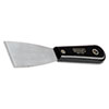 Stiff Nylon Handle Putty Knife, 2in