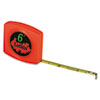 Pee Wee Pocket Measuring Tape, 10ft
