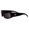 Elite Safety Eyewear, Black Frame, Smoke Anti-Fog Lens