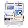 <strong>Pac-Kit®</strong><br />ANSI #10 Weatherproof First Aid Kit, 57-Pieces, Plastic Case