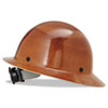 MSA Skullgard Protective Hard Hats, Ratchet Suspension, Size 6 1/2 - 8, Natural Tan - 454-475407