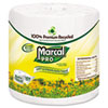 Marcal PRO™ 100% Recycled Bath Tissue, Two-Ply, White, 500 Sheets/Roll, 48 Rolls/Carton MRC5001