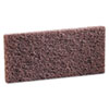 Doodlebug Scrub 'n Strip Pad, 4 5/8 x 10, Brown, 20/Carton