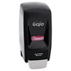 GOJO® Bag-In-Box Liquid Soap Dispenser 800-ml, 5 3/4w x 5 1/2d x 11 1/8h, Black GOJ9033