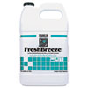FRESHBREEZE ULTRA CONCENTRATED NEUTRAL PH CLEANER, CITRUS, 1 GAL BOTTLE, 4/CARTON