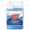 Glass Plus® Glass Cleaner, Floral, 1gal Bottle, 4/Carton - 94379