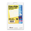 Avery® Removable Multi-Use Labels, 1 1/2 x 4, White, 150/Pack AVE05452