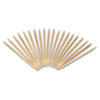 "Royal Round Wood Toothpicks, 2 1/2"", Natural, 19200/Carton - RPP R820"