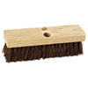 "Deck Brush Head, 10"" Wide, Palmyra Bristles"