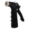 Comfort Grip Nozzle, Pistol-Grip, Zinc/Vinyl, Black