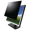 "<strong>Kantek</strong><br />Secure View LCD Privacy Filter For 24"" Widescreen, 16.9 Aspect Ratio"