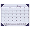 House of Doolittle™ Recycled EcoTones Sunset Orchid Monthly Desk Pad Calendar, 22 x 17, 2017 HOD12473