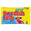 Swedish Fish® Candy, Original Flavor, Red, 14 oz Dispenser Box CDB4331800