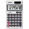 <strong>Casio®</strong><br />SL-300SV Handheld Calculator, 8-Digit LCD