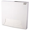 <strong>Bagcraft</strong><br />Grease-Resistant Paper Wraps and Liners, 15 x 16, White, 1000/Box, 3 Boxes/Carton